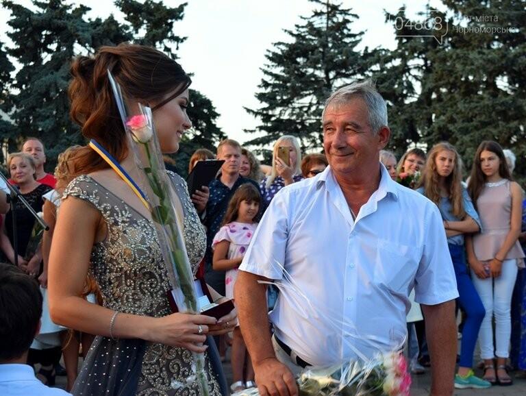«Прощай, школа!»: в Черноморске прошёл Праздник выпускников, фото-55