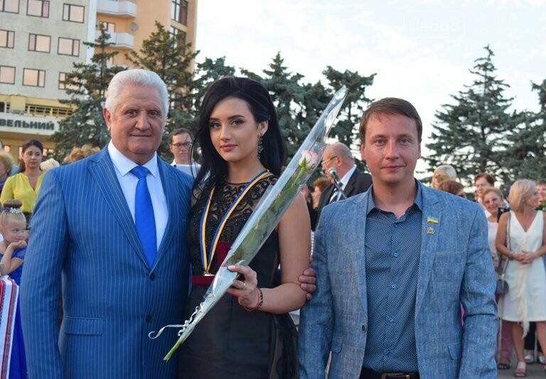 «Прощай, школа!»: в Черноморске прошёл Праздник выпускников, фото-5