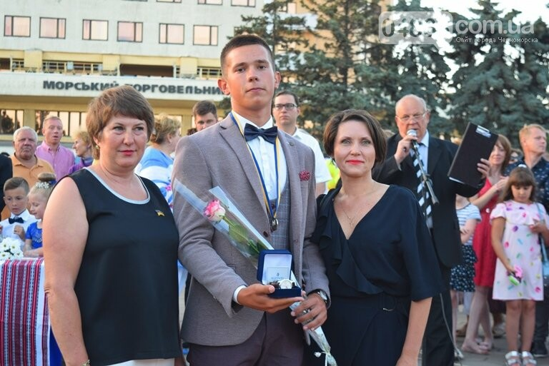 «Прощай, школа!»: в Черноморске прошёл Праздник выпускников, фото-43