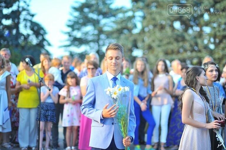 «Прощай, школа!»: в Черноморске прошёл Праздник выпускников, фото-23