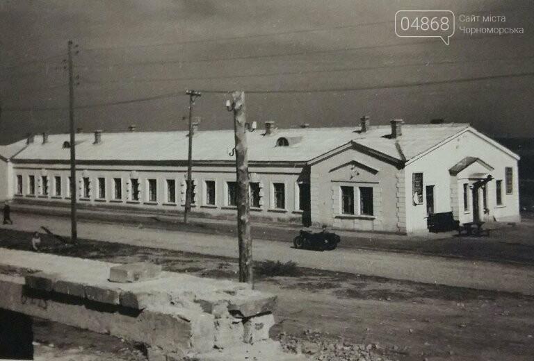 История Черноморска: как Строительная стала улицей Хантадзе, фото-2