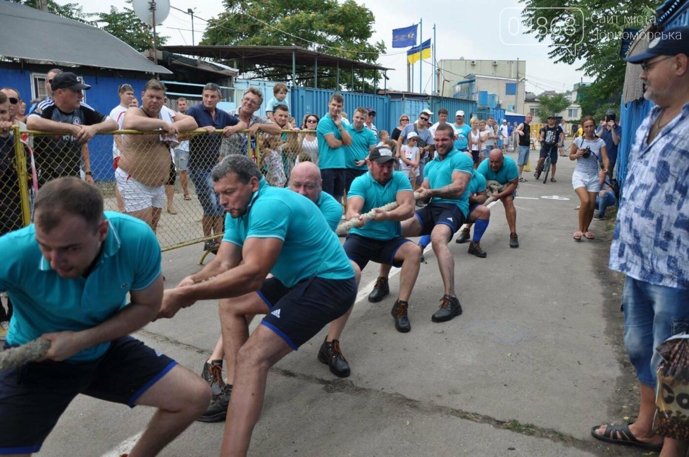 «Слава труда»: портовики Черноморска отметили профессиональный праздник яркими спортивными сражениями, фото-3