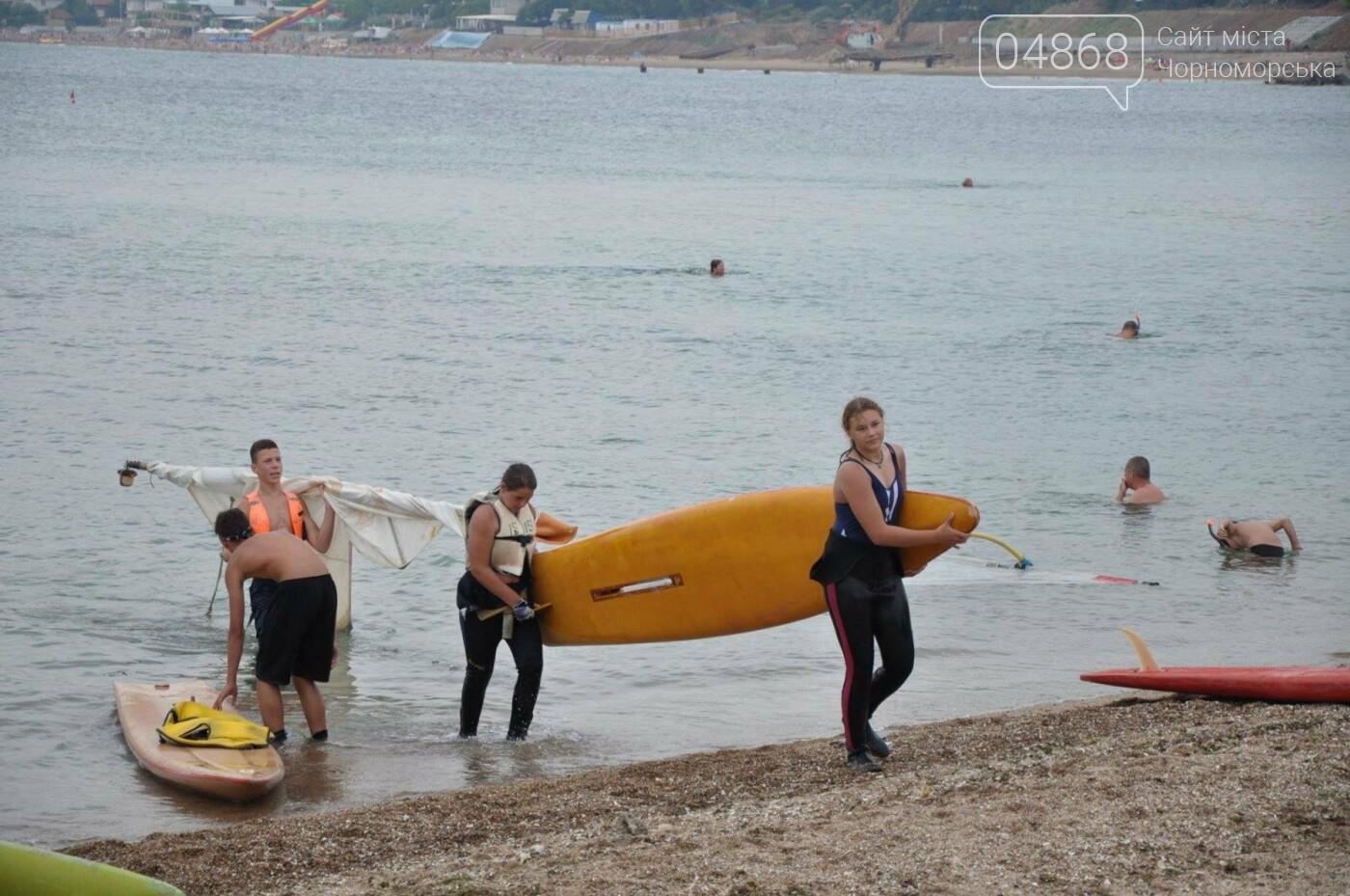 «Слава труда»: портовики Черноморска отметили профессиональный праздник яркими спортивными сражениями, фото-15