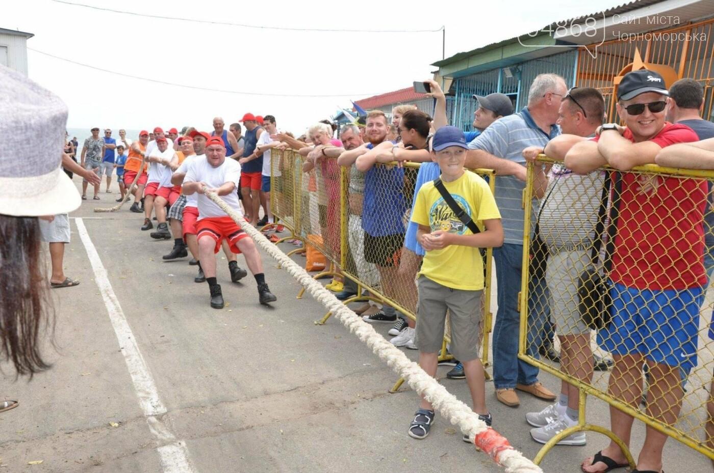 «Слава труда»: портовики Черноморска отметили профессиональный праздник яркими спортивными сражениями, фото-20