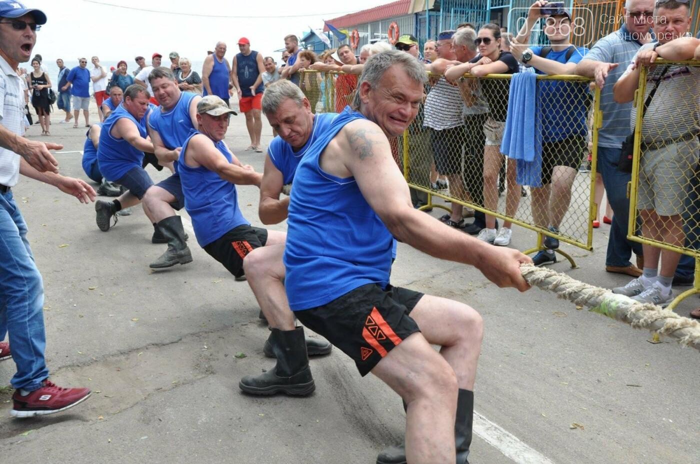 «Слава труда»: портовики Черноморска отметили профессиональный праздник яркими спортивными сражениями, фото-4