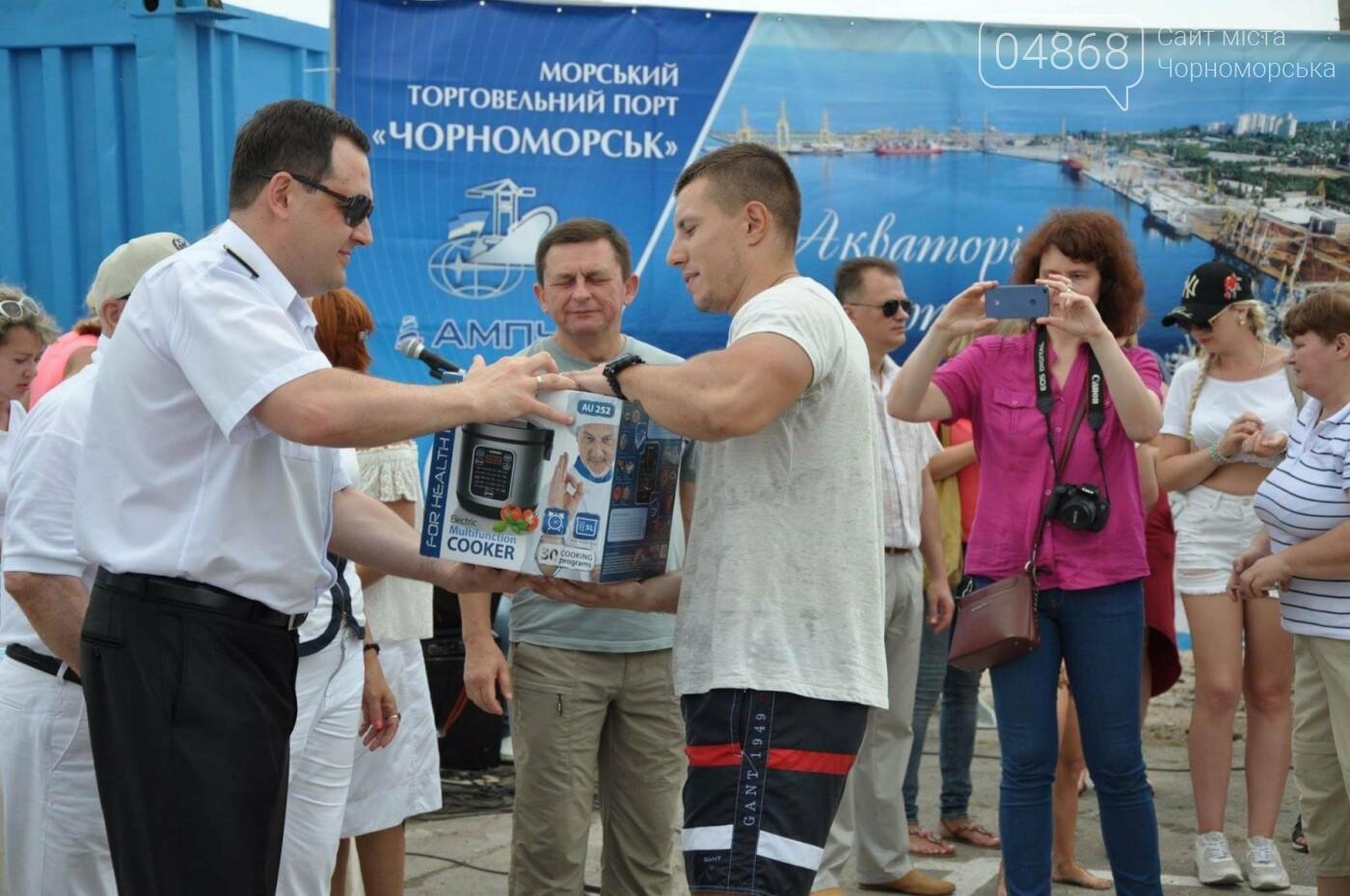«Слава труда»: портовики Черноморска отметили профессиональный праздник яркими спортивными сражениями, фото-8