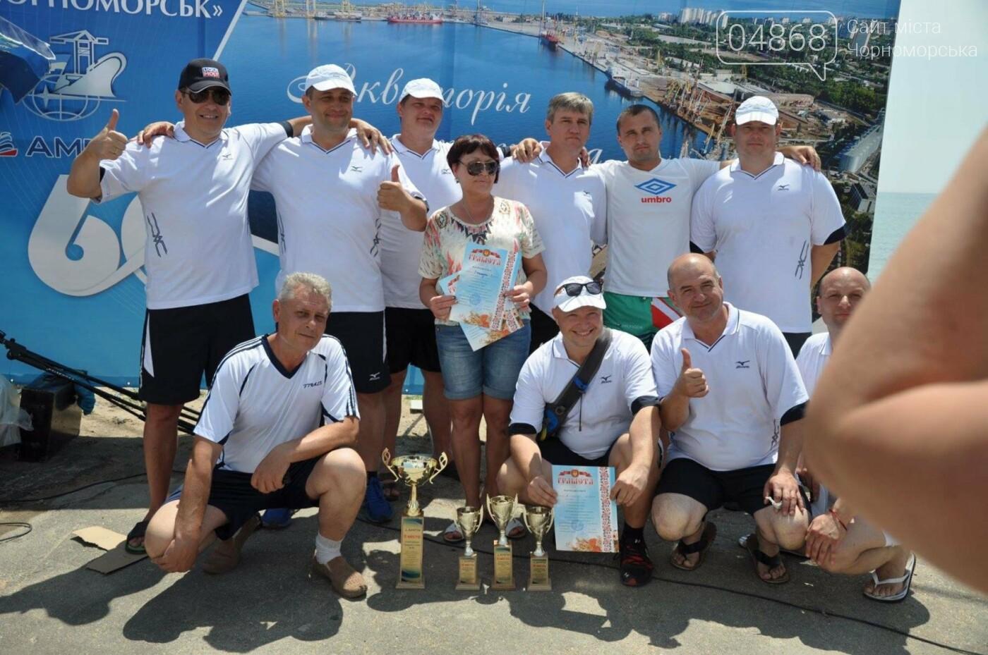 «Слава труда»: портовики Черноморска отметили профессиональный праздник яркими спортивными сражениями, фото-12