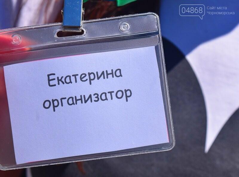 Драйв творчества: «Art weekend» подарил Черноморску новый мурал, а участникам проекта – отличное настроение, фото-30