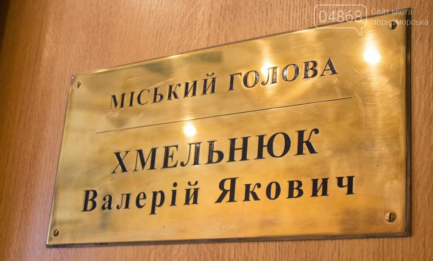 Городской голова Черноморска вернулся к исполнению своих обязанностей, фото-2
