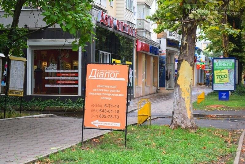«Закон не для всех»: о «мимоходах» на улицах Черноморска, фото-6