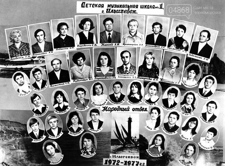 В Черноморске откроют памятник легендарному первому директору Школы искусств Льву Нагаеву, фото-10