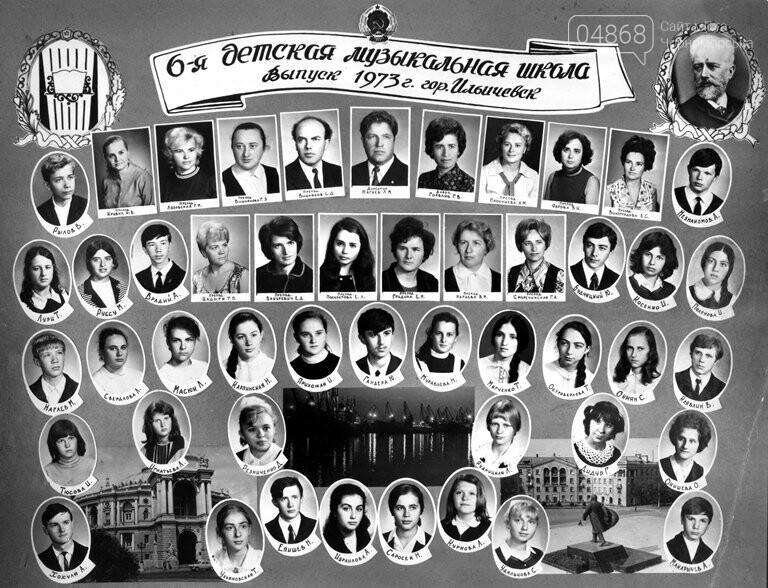 В Черноморске откроют памятник легендарному первому директору Школы искусств Льву Нагаеву, фото-11