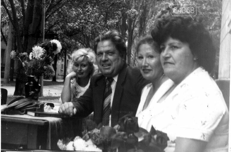 В Черноморске откроют памятник легендарному первому директору Школы искусств Льву Нагаеву, фото-6