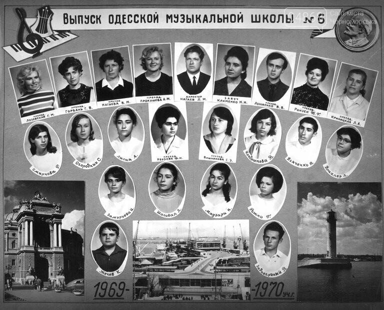 В Черноморске откроют памятник легендарному первому директору Школы искусств Льву Нагаеву, фото-14
