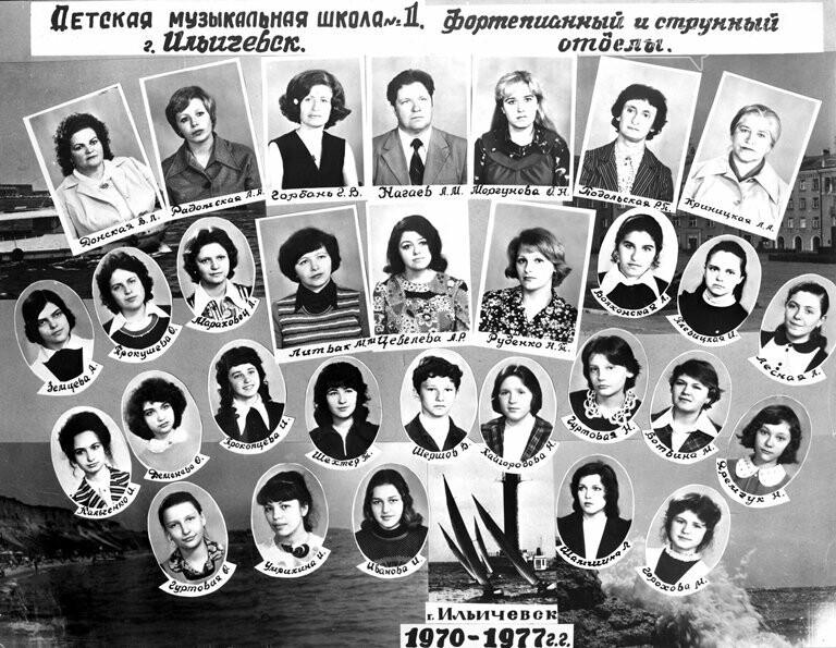 В Черноморске откроют памятник легендарному первому директору Школы искусств Льву Нагаеву, фото-15