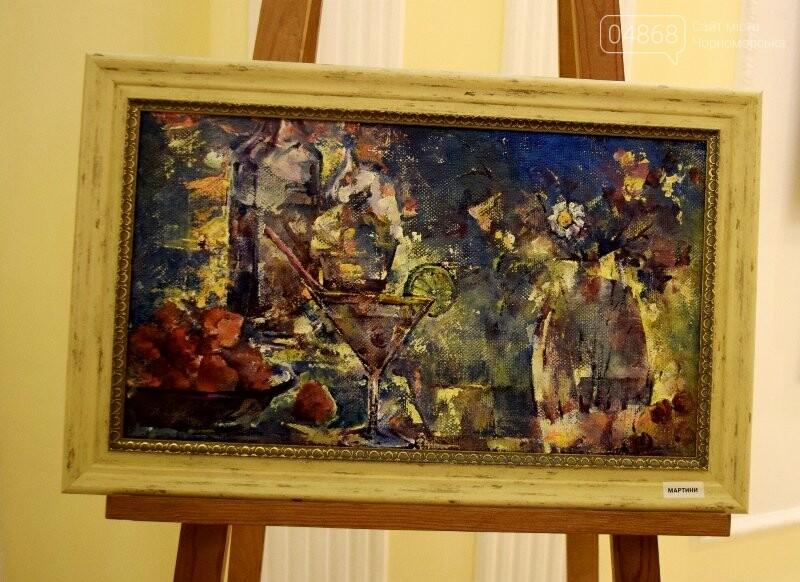 Немного вина, много эротики и красоты: в Черноморске представили картины Гарольда Измайловского, фото-26