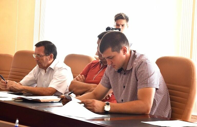 Черноморск готовится к Дню Независимости, фото-7
