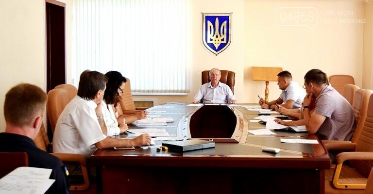 Черноморск готовится к Дню Независимости, фото-3