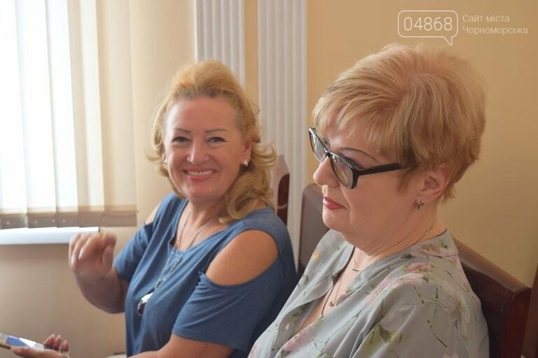 Черноморск готовится к Дню Независимости, фото-10