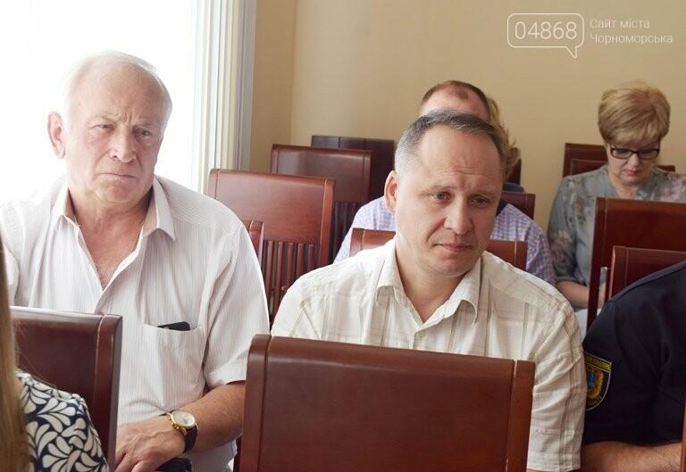 Черноморск готовится к Дню Независимости, фото-12