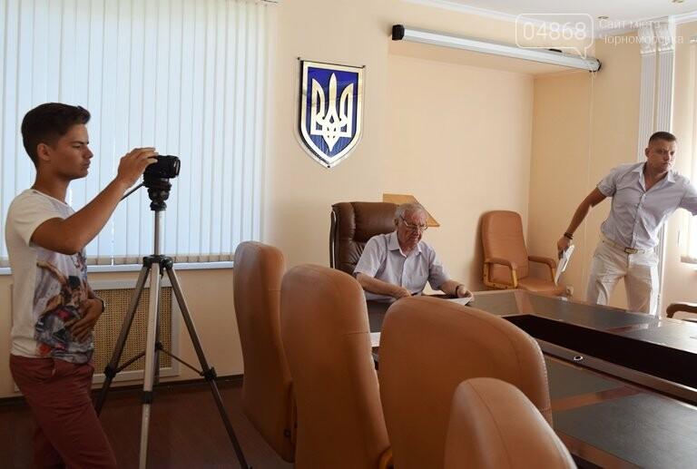 Черноморск готовится к Дню Независимости, фото-14