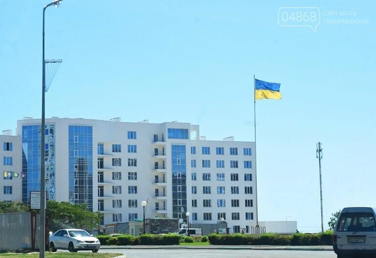 Черноморск готовится к Дню Независимости, фото-5
