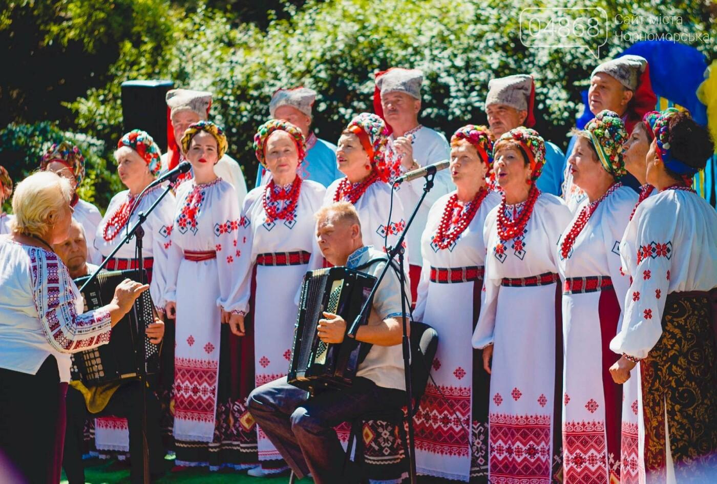 В Черноморске открылся «Городок мастеров», фото-18