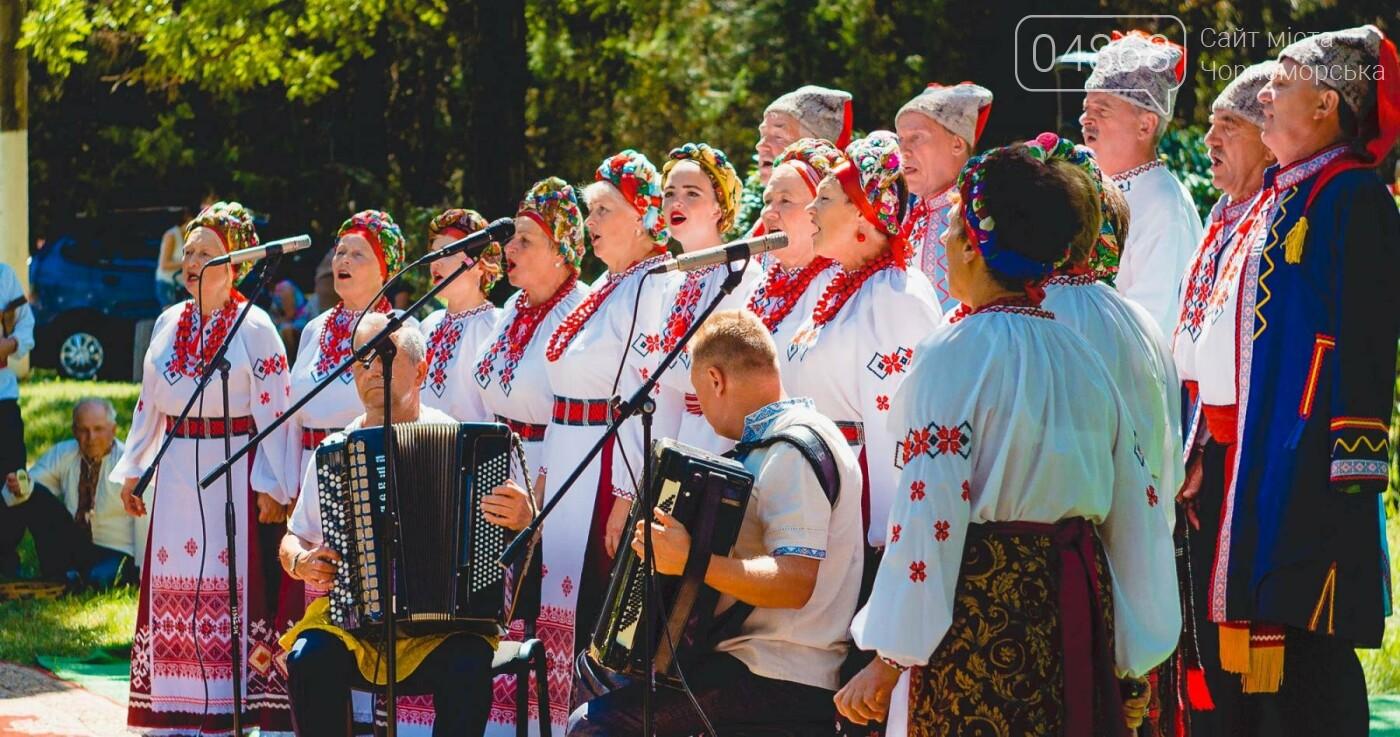 В Черноморске открылся «Городок мастеров», фото-17