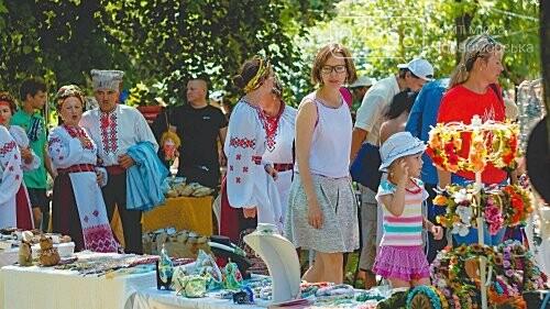 В Черноморске открылся «Городок мастеров», фото-2
