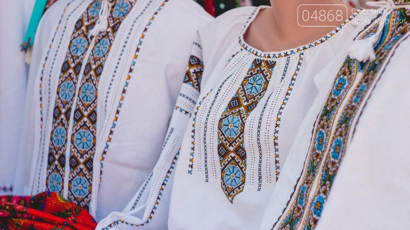 В Черноморске открылся «Городок мастеров», фото-20