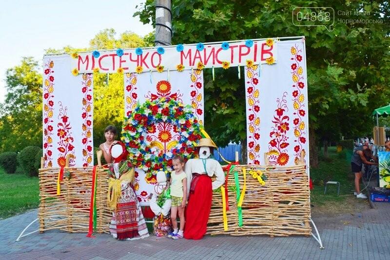 Около 1000 человек стали участниками Всеукраинского фестиваля «Серпневий заспів» в Черноморске, фото-43