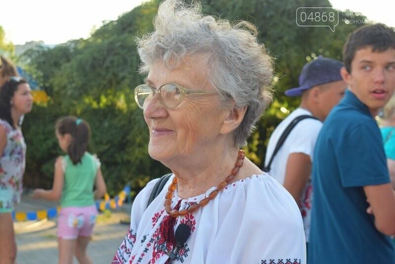 Около 1000 человек стали участниками Всеукраинского фестиваля «Серпневий заспів» в Черноморске, фото-19