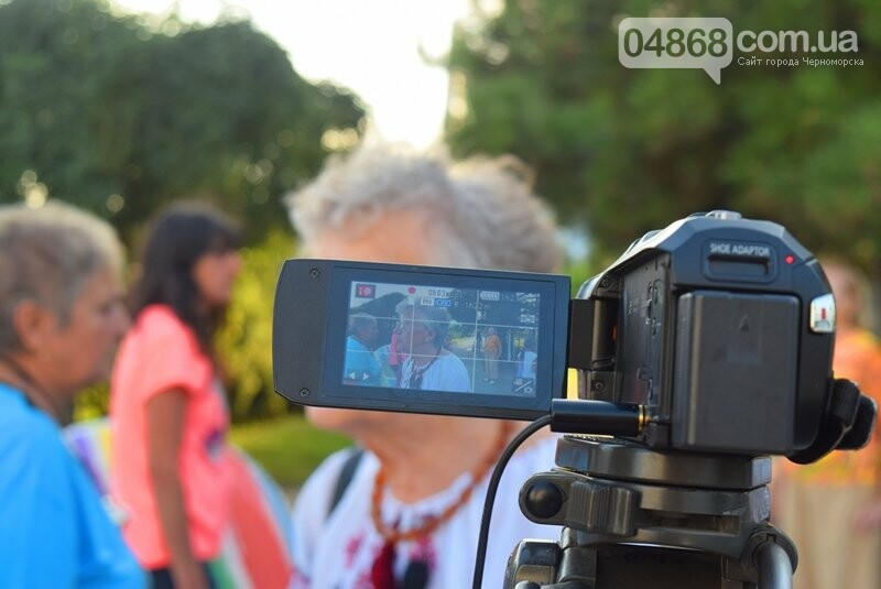 Около 1000 человек стали участниками Всеукраинского фестиваля «Серпневий заспів» в Черноморске, фото-20