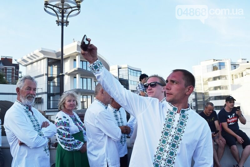 Около 1000 человек стали участниками Всеукраинского фестиваля «Серпневий заспів» в Черноморске, фото-21
