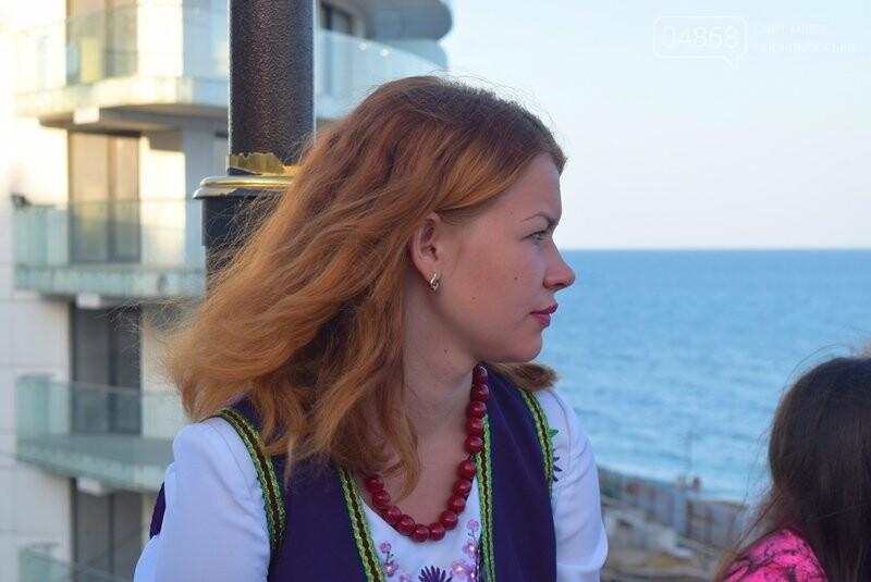 Около 1000 человек стали участниками Всеукраинского фестиваля «Серпневий заспів» в Черноморске, фото-22