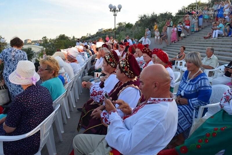 Около 1000 человек стали участниками Всеукраинского фестиваля «Серпневий заспів» в Черноморске, фото-31