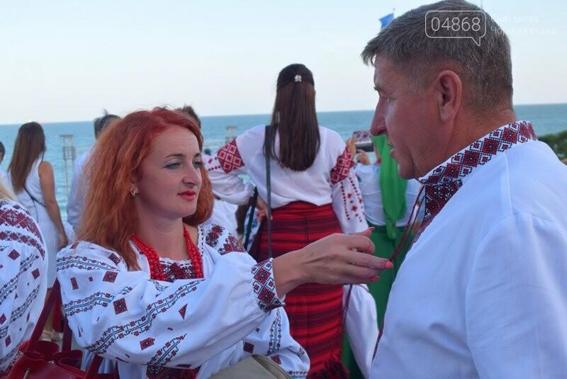 Около 1000 человек стали участниками Всеукраинского фестиваля «Серпневий заспів» в Черноморске, фото-24