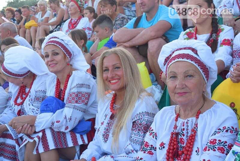 Около 1000 человек стали участниками Всеукраинского фестиваля «Серпневий заспів» в Черноморске, фото-33