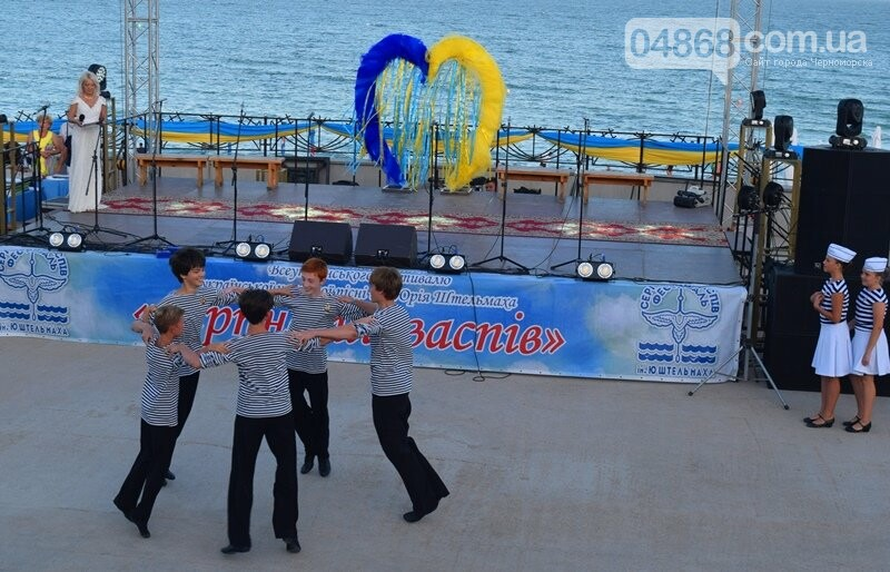 Около 1000 человек стали участниками Всеукраинского фестиваля «Серпневий заспів» в Черноморске, фото-36