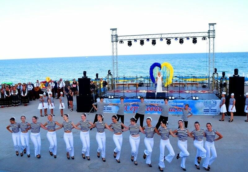 Около 1000 человек стали участниками Всеукраинского фестиваля «Серпневий заспів» в Черноморске, фото-38