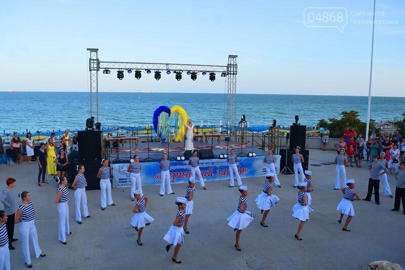 Около 1000 человек стали участниками Всеукраинского фестиваля «Серпневий заспів» в Черноморске, фото-26