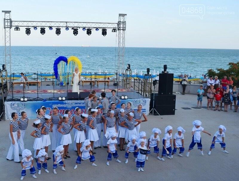Около 1000 человек стали участниками Всеукраинского фестиваля «Серпневий заспів» в Черноморске, фото-39