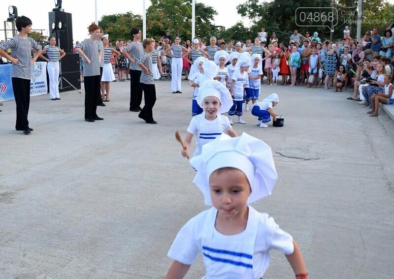 Около 1000 человек стали участниками Всеукраинского фестиваля «Серпневий заспів» в Черноморске, фото-40