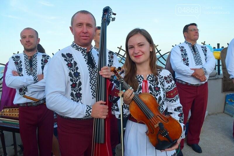 Около 1000 человек стали участниками Всеукраинского фестиваля «Серпневий заспів» в Черноморске, фото-1