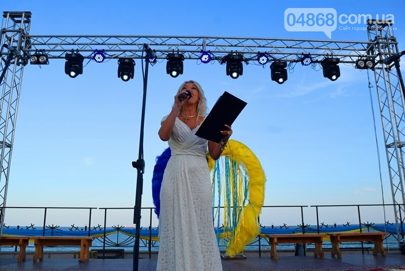 Около 1000 человек стали участниками Всеукраинского фестиваля «Серпневий заспів» в Черноморске, фото-28