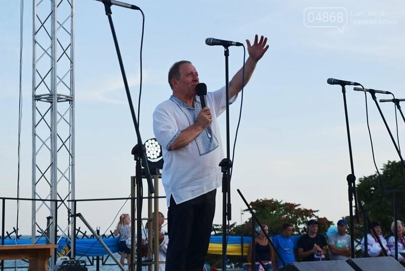 Около 1000 человек стали участниками Всеукраинского фестиваля «Серпневий заспів» в Черноморске, фото-29