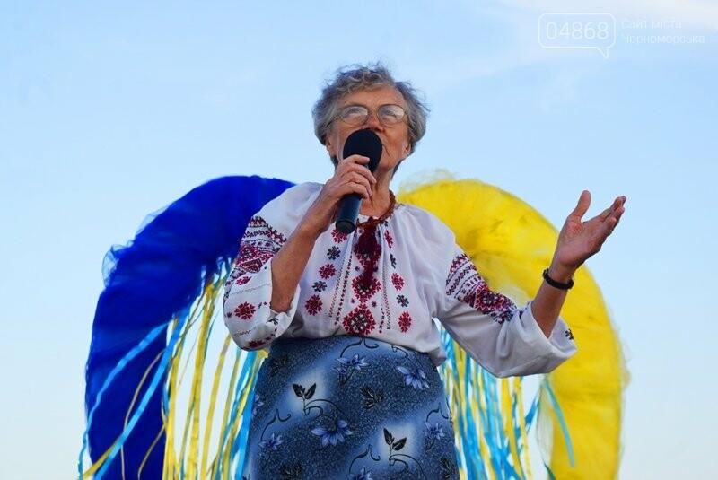 Около 1000 человек стали участниками Всеукраинского фестиваля «Серпневий заспів» в Черноморске, фото-5