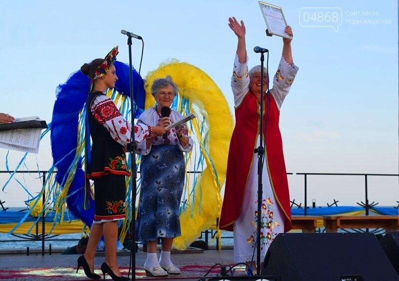 Около 1000 человек стали участниками Всеукраинского фестиваля «Серпневий заспів» в Черноморске, фото-8