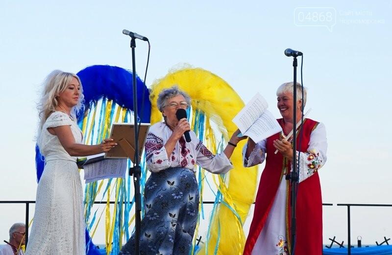 Около 1000 человек стали участниками Всеукраинского фестиваля «Серпневий заспів» в Черноморске, фото-12