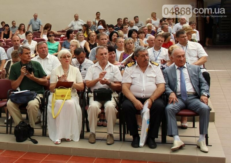 В МТП «Черноморск» назвали лучших... поэтов!, фото-7